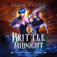 Cover image for Brittle midnight