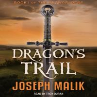 Cover image for Dragon's trail