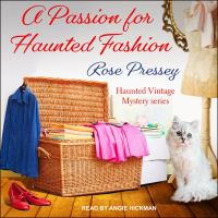 Cover image for A passion for haunted fashion