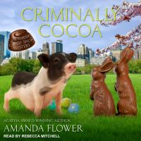 Cover image for Criminally cocoa