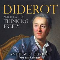 Imagen de portada para Diderot and the art of thinking freely