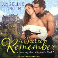 Cover image for A Scot to remember