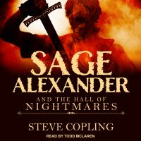 Cover image for Sage Alexander and the hall of nightmares