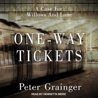 Cover image for One-way tickets