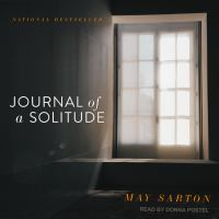 Cover image for Journal of a solitude