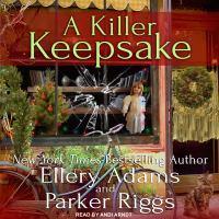 Cover image for A killer keepsake