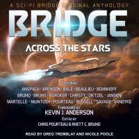 Cover image for Bridge across the stars a sci-fi bridge original anthology