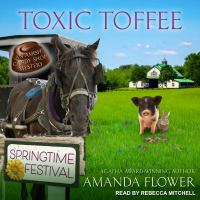 Cover image for Toxic toffee