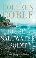 Cover image for The house at Saltwater Point. bk. 2 [sound recording CD] : Lavender Tides series