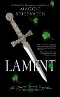 Cover image for Lament. bk. 1 [sound recording CD] : the faerie queen's deception Books of faerie series
