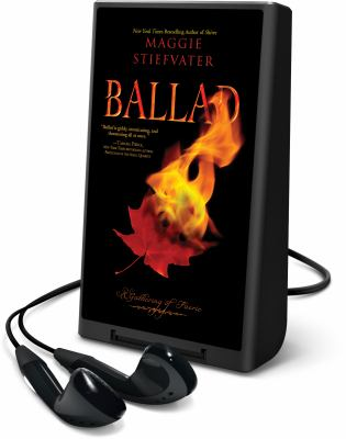 Cover image for Ballad. bk. 2 [Playaway] : a gathering of faerie : Books of Faerie series