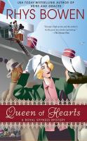 Cover image for Queen of hearts. bk. 8 [sound recording CD] : Royal Spyness mystery series