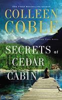 Cover image for Secrets at Cedar Cabin. bk. 3 [sound recording CD] : Lavender Tides series
