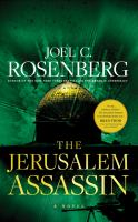 Imagen de portada para The Jerusalem assassin. bk. 3 [sound recording CD] : Marcus Ryker series
