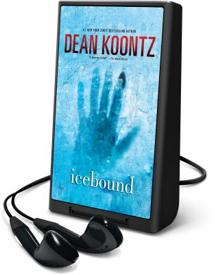 Cover image for Icebound [Playaway]