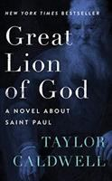 Cover image for Great lion of God [sound recording CD]