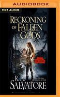 Imagen de portada para Reckoning of fallen gods. bk. 2 [sound recording MP3] : Tale of the coven series