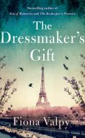 Cover image for The dressmaker's gift [sound recording CD]