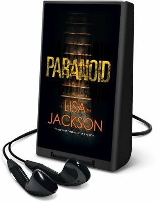Cover image for Paranoid [Playaway]