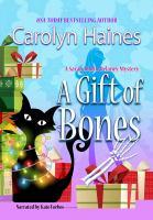 Imagen de portada para A gift of bones. bk. 19 [sound recording CD] : Sarah Booth Delaney series