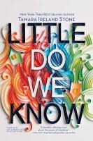 Imagen de portada para Little do we know