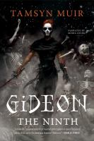 Cover image for Gideon the Ninth. bk. 1 [sound recording CD] : Ninth house series