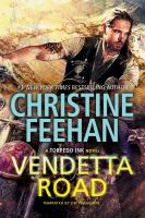 Cover image for Vendetta road. bk. 3 [sound recording CD] : Torpedo Ink series