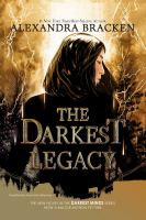 Imagen de portada para The darkest legacy. bk. 4 [sound recording CD] : Darkest minds series