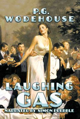 Cover image for Laughing gas