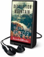 Cover image for Desolation mountain. bk. 17 [Playaway] : Cork O'Connor mysteries series