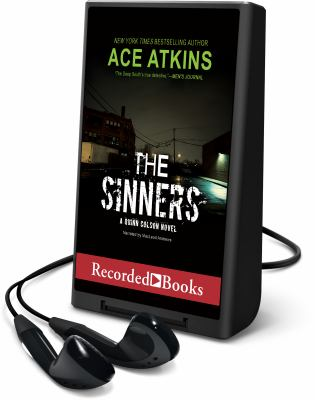 Cover image for The sinners. bk. 8 [Playaway] : Quinn Colson series
