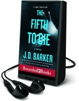 Cover image for The fifth to die. bk. 2 [Playaway] : 4MK thriller series
