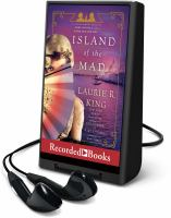 Imagen de portada para Island of the mad. bk. 11 [Playaway] : Mary Russell / Sherlock Holmes series