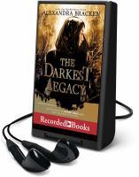 Imagen de portada para The darkest legacy. bk. 4 [Playaway] : Darkest minds series