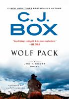 Cover image for Wolf pack. bk. 19 [sound recording CD] : Joe Pickett series