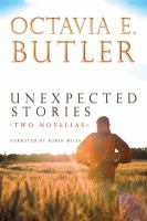 Cover image for Unexpected stories two novellas