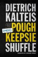Cover image for Poughkeepsie shuffle a crime novel