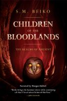 Cover image for Children of the bloodlands