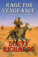 Cover image for Rage for vengeance. bk. 12 [sound recording CD] : Byrnes Family Ranch series