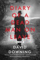 Cover image for Diary of a dead man on leave [sound recording CD] : a novel