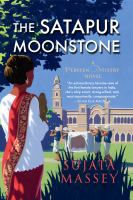 Cover image for The Satapur moonstone. bk. 2 [sound recording CD] : Perveen Mistry series