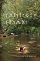Cover image for How to breathe under water [sound recording CD] : stories