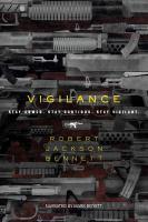 Cover image for Vigilance [sound recording CD]