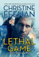 Cover image for Lethal game. bk. 16 [sound recording CD] : GhostWalkers series