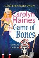 Imagen de portada para Game of bones. bk. 20 [sound recording CD] : Sarah Booth Delaney series