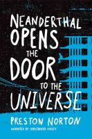 Imagen de portada para Neanderthal opens the door to the universe [sound recording CD]