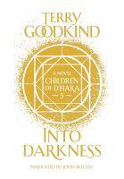 Imagen de portada para Into darkness. bk. 5 [sound recording CD] : Children of D'Hara series