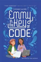 Cover image for Emmy in the key of code [sound recording CD]