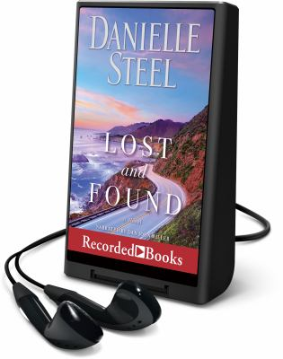 Cover image for Lost and found [Playaway] : a novel
