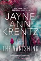Cover image for The vanishing. bk. 1 [sound recording CD] : Fogg Lake trilogy series